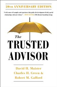 The Trusted Advisor  20th Anniversary Edition Book