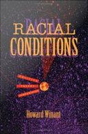 Racial Conditions Book