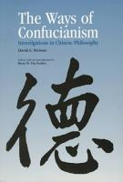 The Ways of Confucianism PDF