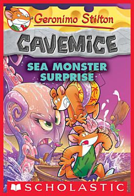 Sea Monster Surprise  Geronimo Stilton Cavemice  11