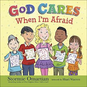 God Cares When I   m Afraid