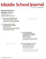 Middle School Journal PDF