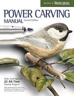 Power Carving Manual, Updated and Expanded Second Edition