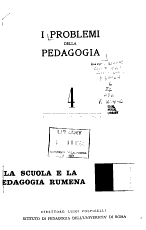 I Problemi della pedagogia PDF