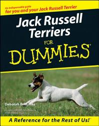 Jack Russell Terriers For Dummies Book PDF