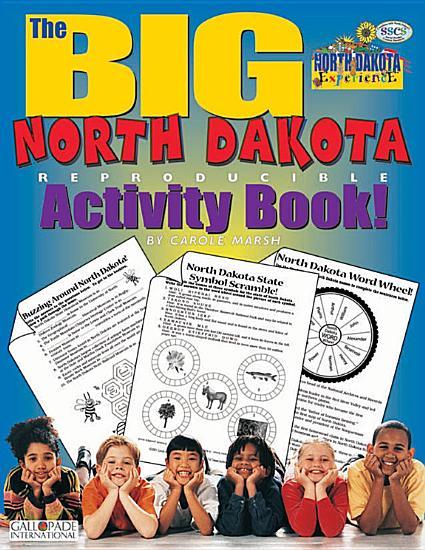 The BIG North Dakota Reproducible Activity Book PDF