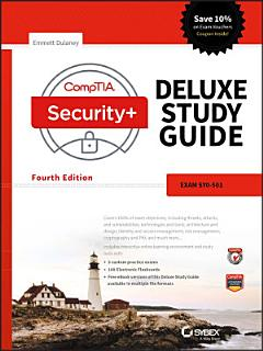 CompTIA Security  Deluxe Study Guide Book