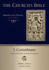 1 Corinthians: Interpreted by Early Christian Medieval Commentators