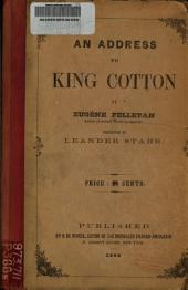An Address to King Cotton