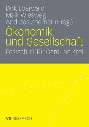 konomik und Gesellschaft PDF