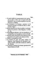 Les libertins spirituels: traités mystiques écrits dans les années 1547 à 1549