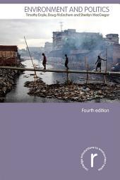 Environment and Politics: Edition 4