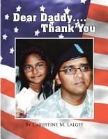 Dear Daddy    Thank You PDF