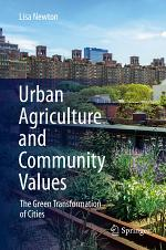 Urban Agriculture and Community Values