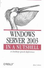 Windows Server 2003 in a Nutshell PDF