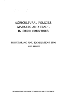 Agricultural Policies  Markets  and Trade PDF