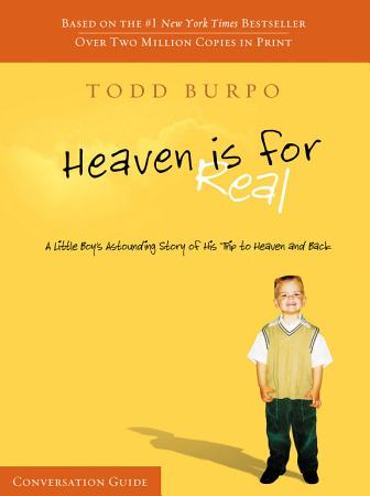 Heaven is for Real PDF