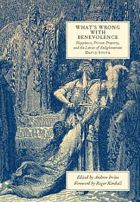 What s Wrong with Benevolence