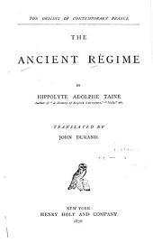 The Modern Régime