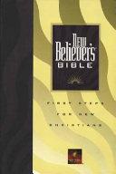 New Believer s Bible