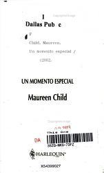 Un Momento Especial Book PDF