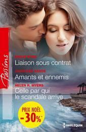 Liaison sous contrat - Amants et ennemis - Celle par qui le scandale arrive: (promotion)