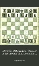 Elements of the Game of Chess PDF