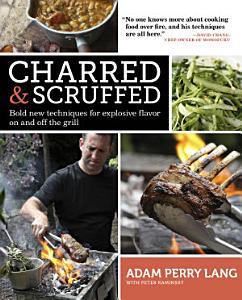 Charred   Scruffed Book