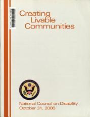Creating Livable Communities PDF