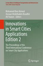 Innovations in Smart Cities Applications Edition 2 PDF