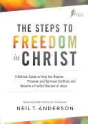 Steps to Freedom in Christ: Workbook