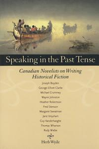 Speaking in the Past Tense Book