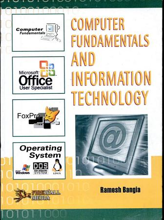 Computer Fundamentals and Information Technology PDF