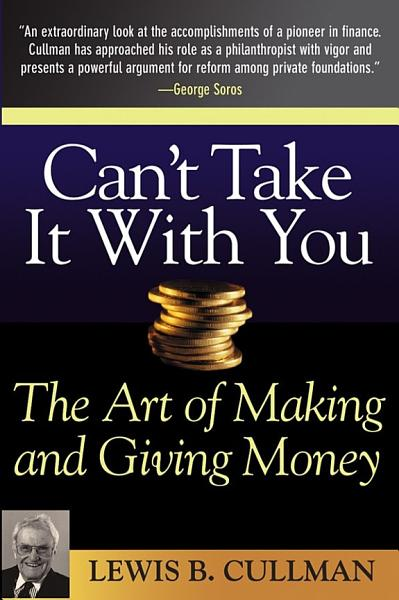 Download Can t Take It With You Book