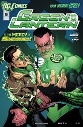 Green Lantern (2011-) #6