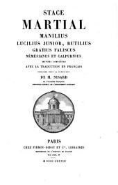 Collection des auteurs latins, avec la traduction en français: Volume23