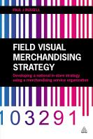Field Visual Merchandising Strategy PDF