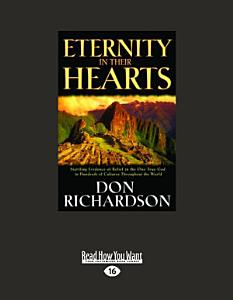 Eternity in Their Hearts  Large Print 16pt