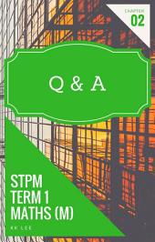 STPM Mathematics (M) Q & A : Sequence and Series: The best STPM Mathematics Text