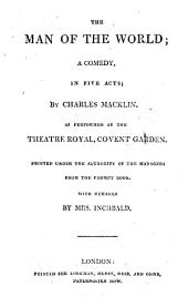 The British Theatre: Or, a Collection of Plays, which are Acted at the Theaters Royal ... : With Biographical and Critical Remarks. Man of the world. Foundling. Gamester. Roman father. Edward the black prince, Volume 14