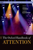 The Oxford Handbook of Attention PDF