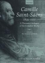 Camille Saint-Saëns, 1835-1921