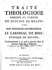 Traité théologique adressé au clergé du Diocèse de Meaux