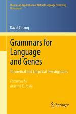 Grammars for Language and Genes