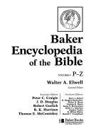 Baker Encyclopedia of the Bible PDF
