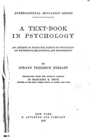 A Text book in Psychology PDF