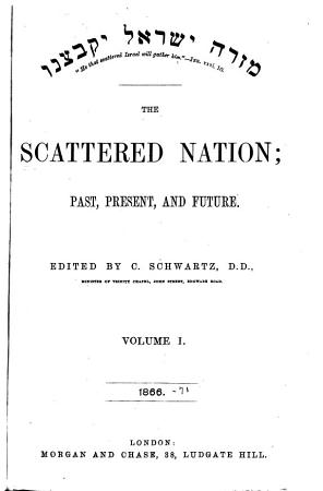 The Scattered Nation and Jewish Christian Magazine PDF