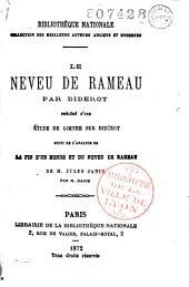 Analyse de la fin d'un monde et du neveu de Rameau de Jules Janin