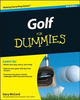 Golf For Dummies PDF