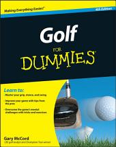 Golf For Dummies: Edition 4
